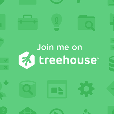 Treehouse logo and link