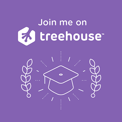 Link to Treehouse website